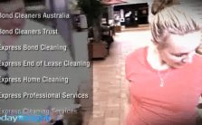 Cassandra Cooney Cleaning - Ch 7 Today Tonight (06/10/2016)