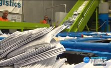 Scam statistics and mail destruction - Ch 10 News (18/01/2016)