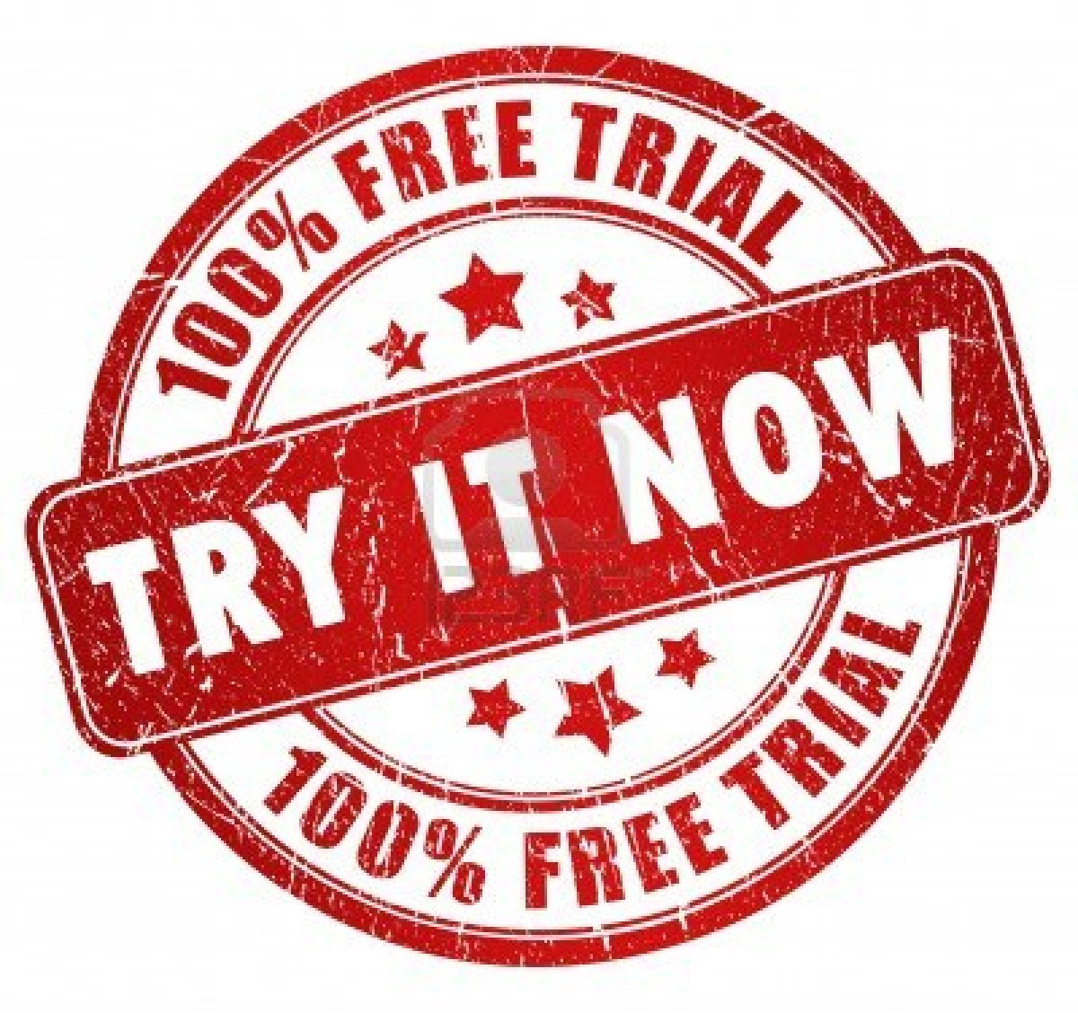 Online free trial offers