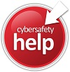 Cyber safety help button
