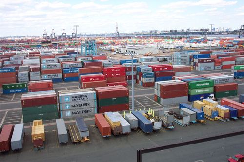 Sea container investment schemes