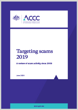 2019 Targeting scams report