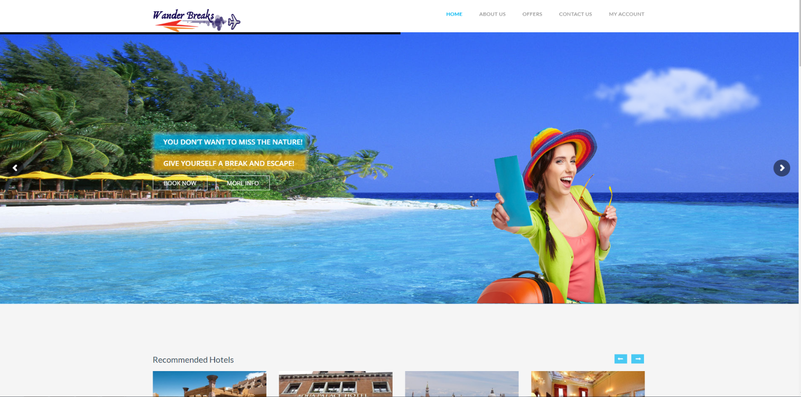 Fake holiday accommodation websites