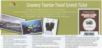 Greenery Tourism pamphlet