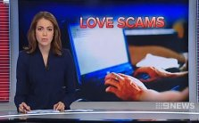 Romance fraud - Channel 9 (15/01/2015)