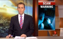 Help Me scam warning - Ch 7 News (07/07/13)