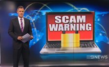 Online loans scams - Channel 9 (13/11/2014)
